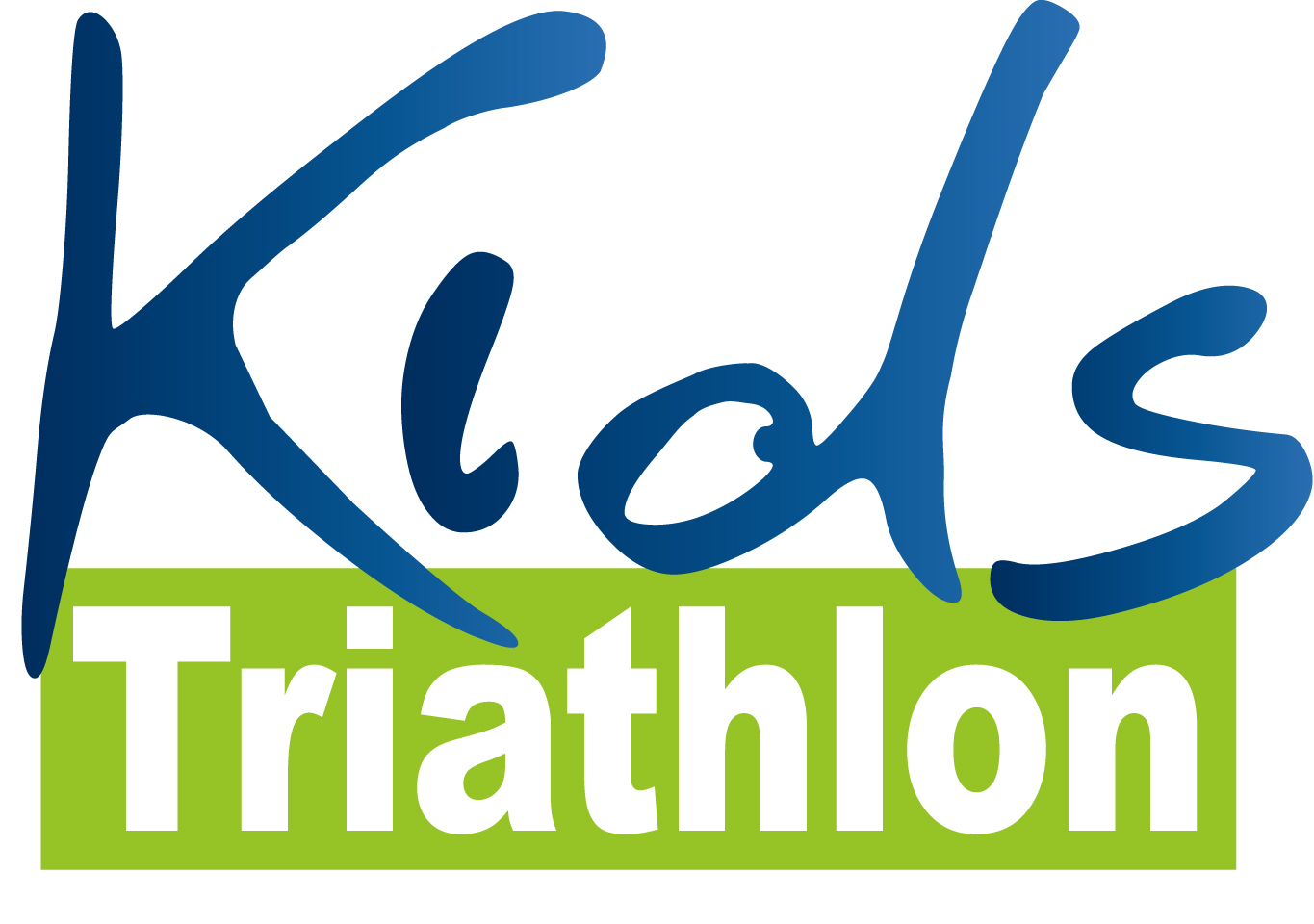 logo kids triathlon